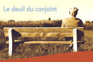 Conférence « Le deuil du conjoint » par Nadine Beauthéac  | Châteauroux