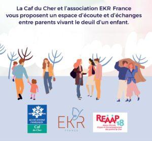 Espace Ecoute Parents endeuillés | Bourges (18)
